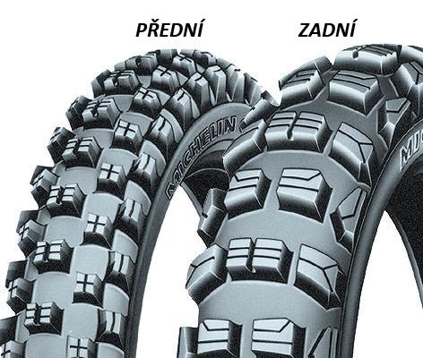 Michelin CROSS COMPETITION M12 XC F 90/90 -21 TT Přední Terénní