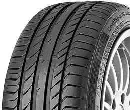 Continental SportContact 5 SUV 235/55 R18 100 V FR, ContiSeal Letní