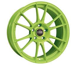OZ ULTRALEGGERA HLT Green 11x20 5x114 ET56 Zelený lak