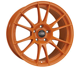 OZ ULTRALEGGERA HLT Orange 10x20 5x112 ET35 Oranžový lak